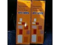APETAMIN SYRUP FOR WEIGHT GAIN