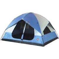 Two room tent good shape
