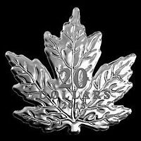 1 oz Fine Silver Coin – The Canadian Maple Leaf (2015)