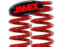 jamex lowering springs 120568 bmw e46 petrol and 318/320d 1998- lower 40mm
