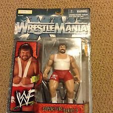WWE WWF WCW  JAKKS WRESTLEMANIA SERIES 7 DR DEATH STEVE WILLIAMS Edmonton Edmonton Area image 1