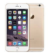 Sim Free IPhone 6 Gold 128GB