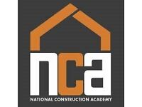 Trainees and Apprentice Bricklayer Labourer Construction Builder