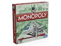 Monopoly - Fast-Dealing property trading game
