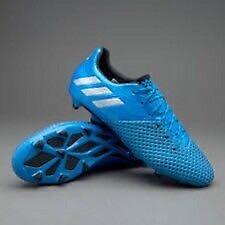 Adidas Messi 16.2, blue, UK size: 11