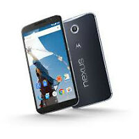 Nexus 6(Google) Never Used Brand new works with all
