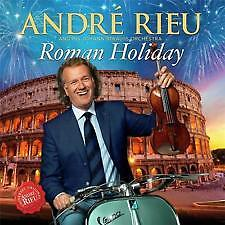 ANDRE RIEU ROMAN HOLIDAY CD NEW SEALED released 13/11/2015