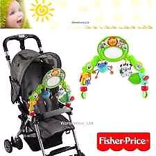 Fisher price deluxe stroller toy Cornwall Ontario image 2