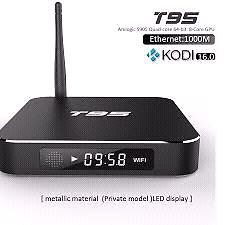 ANDROID TV BOXES FULLY PROGRAMMED KODI 16.1 BRAND NEW