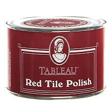 Tableau Red Tile Polish 250ml (Discount pack of 10)