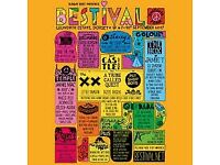 2x Bestival Tickets