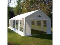 Marquee Hire - 4 Metre x 8 Metre - Braintree/Witham/Halstead & Surrounding Areas