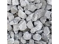 20mm Grey Carboniferous Limestone Chipping Decorative Aggregate Stone/Gravel Uk Delivery Available