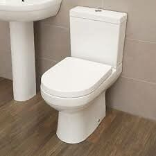 BRAND NEW Dee toilet, In box.