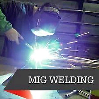 If you needed something welded call us. Big or small we weld it