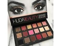 Huda eye shadow palette