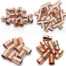 Copper fittings Job Lot mixed NEW