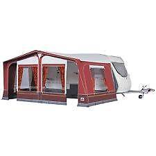 Awning Starcamp cameo bordeaux size 8