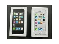 APPLE IPHONE 5S 16GB UNLOCKED BRAND NEW COMES WITH APPLE WARRANTY AND RECEIPT