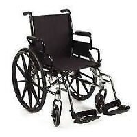 MANUAL WHEELCHAIR CUSTOM BUILT ALL SIZES