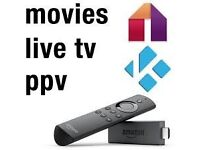 Amazon Fire TV Stick Loaded with Kodi & Mobdro. Watch all the latest movies, TV shows and sports.