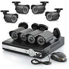 CCTV security supply and installation Perth Perth City Area Preview