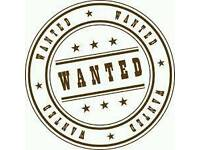 Bicycles wanted