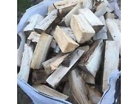 kiln dried firewood and unseasoned firewood