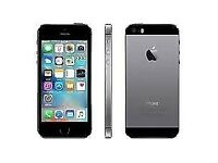 Apple iPhone 5S 16GB Space Grey, Unlocked, With Accessories, Good Condition, 6 Months Warranty