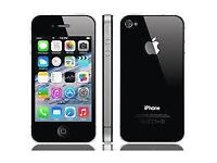 Black Apple Iphone 4s for sale, 16 GB - in good condition - clearance sale