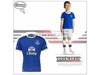 EVERTON KIDS FOOTBALL KIT, LAST ONE! ONLY £8, NEW WITH TAGS, COLLECTION/DELIVERY. TEL.07803366789