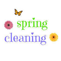 YEAR ROUND SPRING CLEANING cleaning service