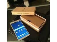 Samsung Galaxy Note 3 - any network, box and accessories