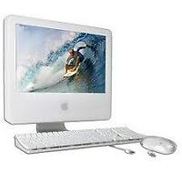 IMAC POWER PC 2.0 2GB 160GB dvdrw 150$