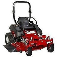 """BROTHERS TWO SMALL ENGINES INC. FERRIS 700 ZERO TURN MOWER 52"""""""