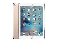IPAD AIR 2 64GB UNLOCKED TO ALL NETWORKS & WIFI - GOLD
