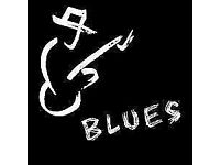 singer wanted for blues standup bass and guitarist
