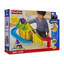 Fisher Price Wheelies Rollercoaster Set Eatons Hill Pine Rivers Area Preview