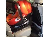 CYBEX ATON CLOUD Q CAR SEAT BIRTH ON WARDS