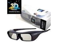 SONY 3D Glasses. TDGBR250 & TDGBR200