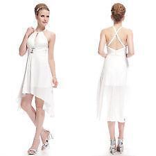 White Halter Dress - eBay