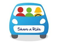 WANTED CAR SHARE *CHEW VALLEY* TO WESTON SUPER MARE.