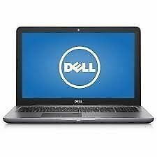 **New Latest Dell Inspiron AMD Laptop 12 months warranty 8GB ram 1 TB Hard Drive window 10 dvd*