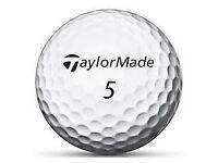 Taylor made Quality Golf Balls x 40