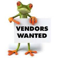 VENDORS WANTED FOR SHOPPING EVENT!