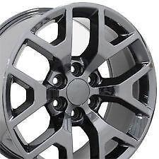Silverado Rims 20 Wheels Ebay