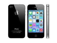 iPhone 4s // Black // 02