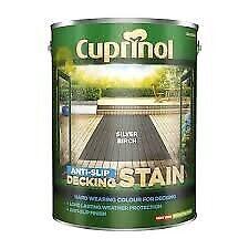 Cuprinol Decking Paint - Silver Birch 5ltr