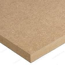 4 MDF 18mm 8 x 4 ft Boards