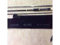 Greys Gtec 9ft feeder rod